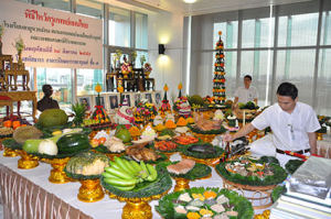 mahidol-ceremony-offerings